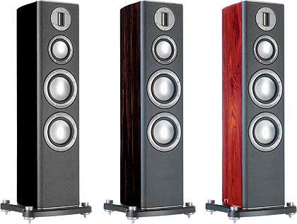 triple speaker setup