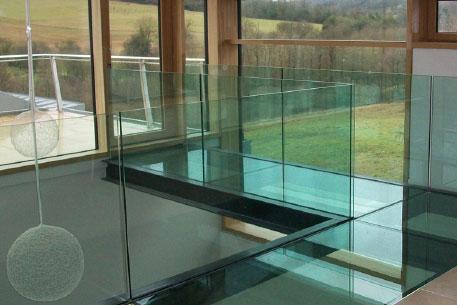 Bespoke Glass Floors