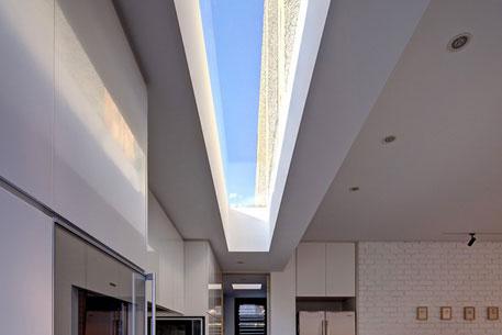 Rooflight in Kitchen