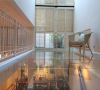 Bespoke Glass Floor